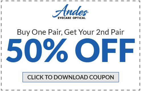 50% Off on Eyeglasses