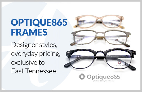 Discount Eyeglasses in Knoxville